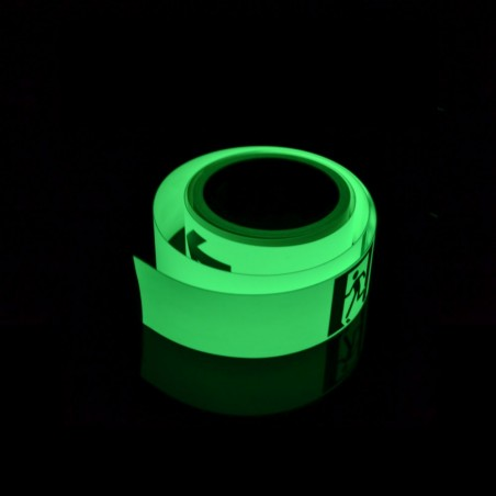 Fotoluminiscenční bezpečnostní páska