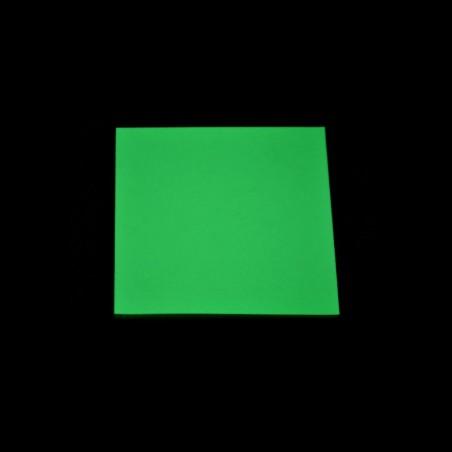 Vinyl PET - žlutozelený - 1m2