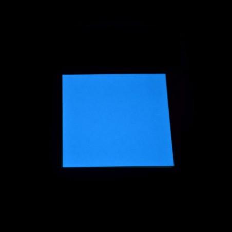 Vinyl PVC-P - modrý - 1m2