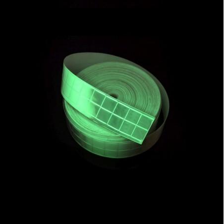 Fotoluminiscenční páska - retroreflexní - 1m