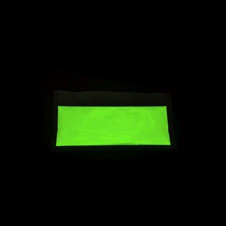 Zelený fotoluminiscenční svítící prášek - 0,5 kg, sulfid