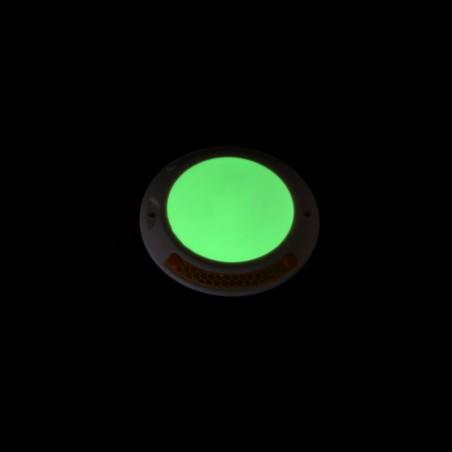 Fotoluminiscenční značky - kulaté