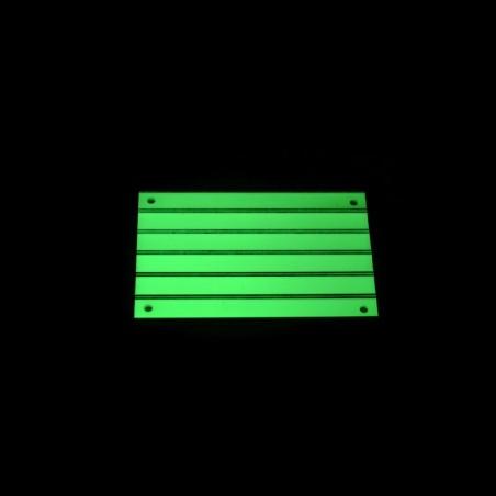 bezpečnostní značení - fotoluminiscenční