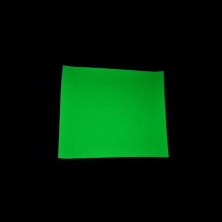 Nažehlovací folie- zelená - 1m2