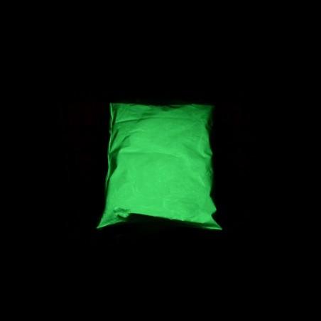 Žlutozelený - 0,5 kg, fotoluminiscenční pigment (W)