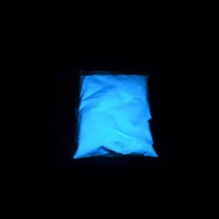 Modrý - 0,5 kg, hlinitanový pigment (W)