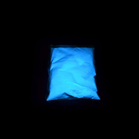 Modrý - 1kg, hlinitanový pigment (W)