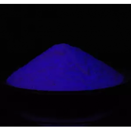 fialovy fotoluminiscencni pigment