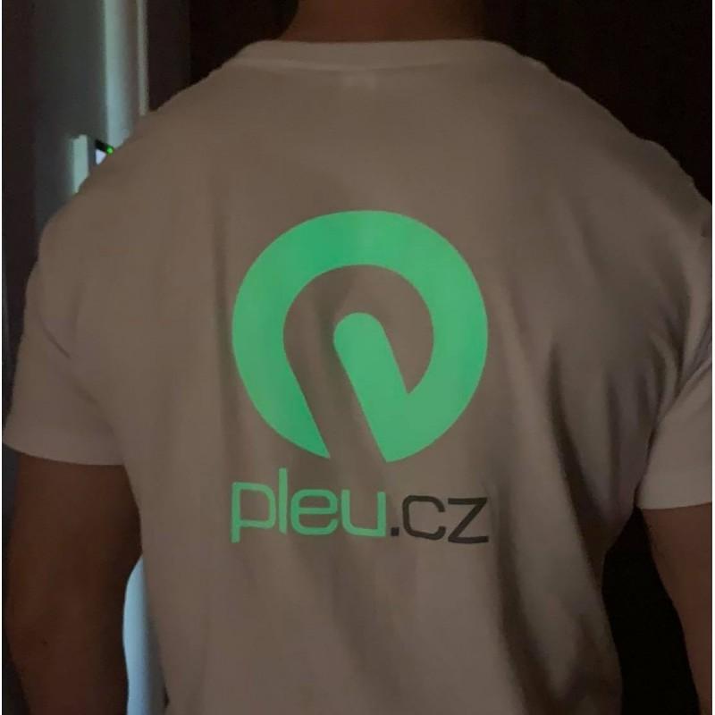 Svítící tričko