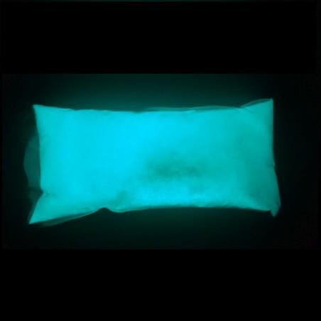 Modrozelený - 1 kg, fotoluminiscenční svítící písek